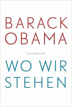Wo wir stehen (eBook, ePUB) - Obama, Barack