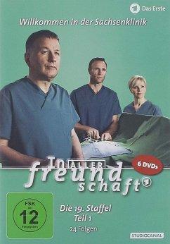 In aller Freundschaft - Staffel 19.1 DVD-Box - Rühmann,Thomas/Bellmann,Dieter