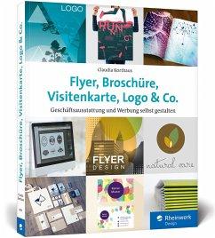 Flyer, Broschüre, Visitenkarte, Logo & Co. - Korthaus, Claudia