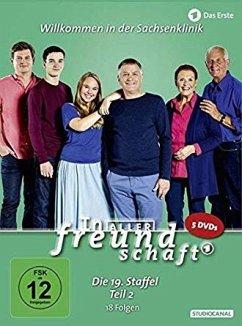 In aller Freundschaft - Staffel 19.2 DVD-Box - Rühmann,Thomas/Bellmann,Dieter