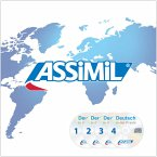 ASSiMiL Deutsch in der Praxis, 4 Audio-CDs