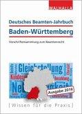 Deutsches Beamten-Jahrbuch Baden-Württemberg Jahresband 2019