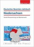 Deutsches Beamten-Jahrbuch Niedersachsen Jahresband 2019