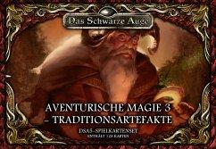 Das Schwarze Auge, DSA5-Spielkartenset Aventurische Magie 3 - Traditionsartefakte
