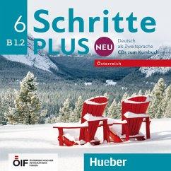 B1.2 - 2 Audio-CDs zum Kursbuch / Schritte plus Neu - Deutsch als Zweitsprache, Ausgabe Österreich .6 - Hilpert, Silke; Kerner, Marion; Orth-Chambah, Jutta; Pude, Angela; Robert, Anne; Schümann, Anja; Specht, Franz