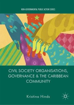 Civil Society Organisations, Governance and the Caribbean Community - Hinds, Kristina