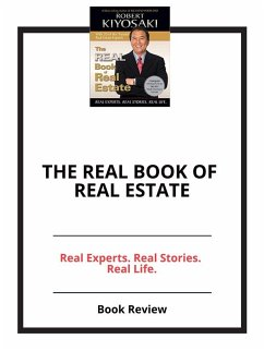 The Real Book of Real Estate (eBook, ePUB)