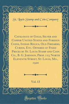 Catalogue of Gold, Silver and Copper United Sta...