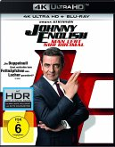 Johnny English - Man lebt nur dreimal (4K Ultra HD + Blu-ray)