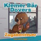 Kleiner Bär Dovers Zugabenteuer (gute nacht geschichten kinderbuch, #1) (eBook, ePUB)
