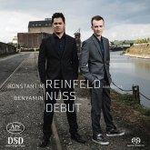 Debut-Werke Für Harmonica & Klavier