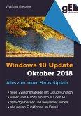 Windows 10 Update - Oktober 2018 (eBook, ePUB)
