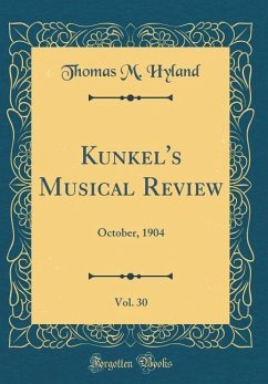 Kunkel´s Musical Review, Vol. 30