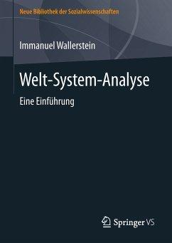 Welt-System-Analyse (eBook, PDF) - Wallerstein, Immanuel