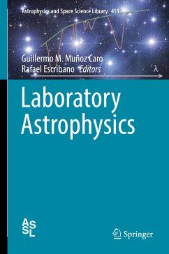 Laboratory Astrophysics (eBook, PDF)