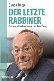 Der letzte Rabbiner (eBook, ePUB)