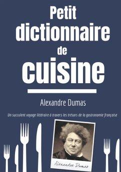 Petit Dictionnaire de Cuisine (eBook, ePUB)