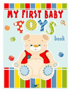 My First Baby Toys Book (eBook, ePUB)