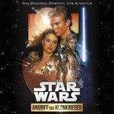 Star Wars: Angriff der Klonkrieger (Filmhörspiel), 1 Audio-CD