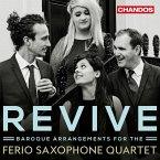 Revive-Barocke Arrangements F.Saxofonquartett