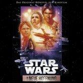 Star Wars: Eine neue Hoffnung (Filmhörspiel), 1 Audio-CD