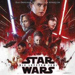 Star Wars: Die letzten Jedi (Filmhörspiel), 1 Audio-CD - Johnson, Rian