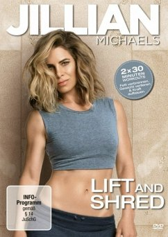Jillian Michaels - Lift and Shred - Michaels,Jillian