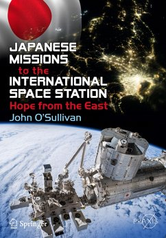 Japanese Missions to the International Space Station - O'Sullivan, John