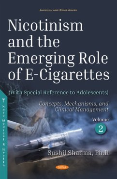 Nicotinism and the Emerging Role of E-Cigarettes (With Special Reference to Adolescents)