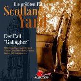 """Die größten Fälle von Scotland Yard, Folge 35: Der Fall """"Gallagher"""" (MP3-Download)"""