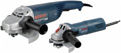 Bosch GWS 22-230 JH + GWS 880 Winkelschleifer-Set