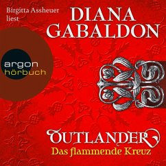Outlander - Das flammende Kreuz / Highland Saga Bd.5 (MP3-Download) - Gabaldon, Diana