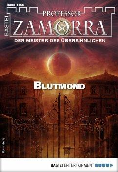 Professor Zamorra 1160 - Horror-Serie (eBook, ePUB)
