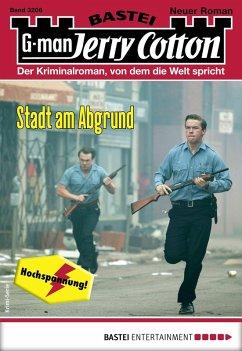 Stadt am Abgrund / Jerry Cotton Bd.3206 (eBook, ePUB) - Cotton, Jerry