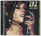 Sur La Route, 1 Audio-CD + 1 DVD