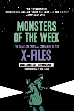 Monsters of the Week (eBook, ePUB) - Handlen, Zack; Vanderwerff, Todd