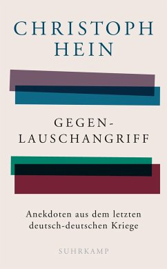 Gegenlauschangriff - Hein, Christoph