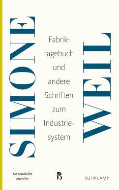 Fabriktagebuch - Weil, Simone