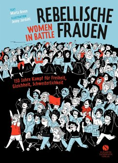 Rebellische Frauen - Women in Battle - Breen, Marta