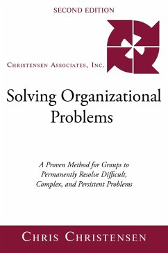 Solving Organizational Problems (eBook, ePUB)