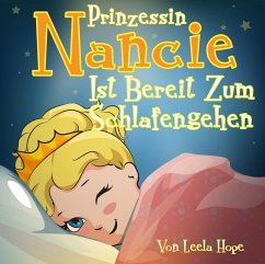 Prinzessin Nancie ist bereit zum Schlafengehen