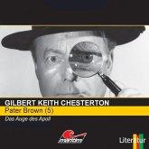 Pater Brown, Folge 5: Das Auge des Apoll (MP3-Download)