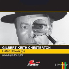 Pater Brown, Folge 5: Das Auge des Apoll (MP3-Download) - Chesterton, Gilbert Keith