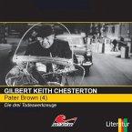 Pater Brown, Folge 4: Die drei Todeswerkzeuge (MP3-Download)