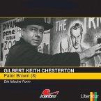 Pater Brown, Folge 8: Die falsche Form (MP3-Download)