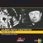 Pater Brown, Folge 7: Das Paradies der Diebe (MP3-Download)