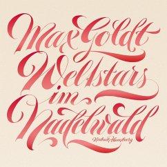 Weltstars im Nadelwald (MP3-Download) - Goldt, Max