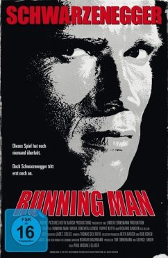 Running Man (Limited Retro-Edition im VHS-Design, 2 Discs)