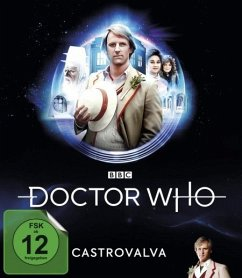 Doctor Who - Fünfter Doktor: Castrovalva - 2 Disc Bluray - Davison,Peter/Fielding,Janet/Sutto,Sarah/+