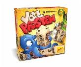 Zoch 601105126 - Vollpfosten, Reaktionsspiel, Familienspiel